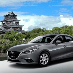 car rental hiroshima