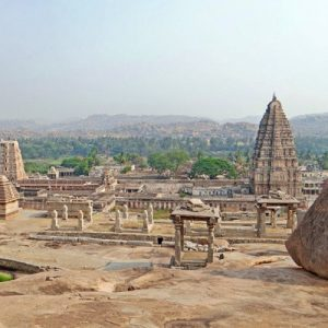 hampi bicycle half day tour