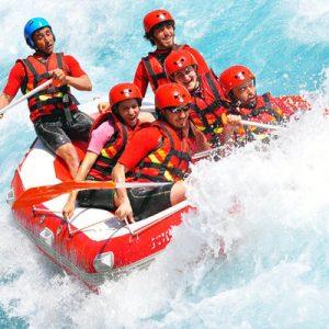river rafting antalya