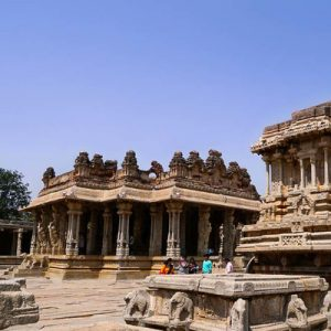 2d1n hampi sightseeing tour