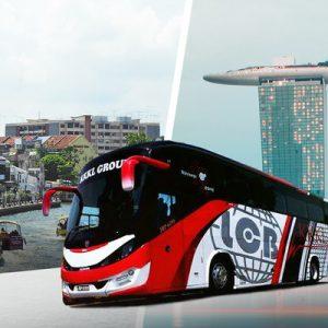 kkkl express bus for melaka and singapore