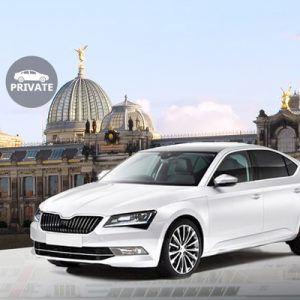 private transfers to or from dresden airport to dresden