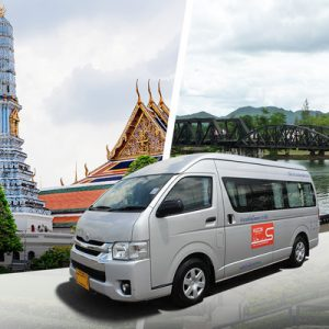 private car charter for bangkok and kanchanaburi