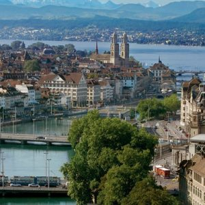 zurich sunset tour with cheese fondue, zurich sunset tour, zurich afternoon city tour
