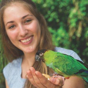 kuranda bird world