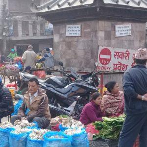 Kathmandu Bazaar Walking Tour