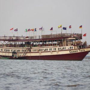 queen tara boat