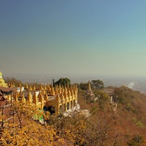 mingun and mandalay day tour