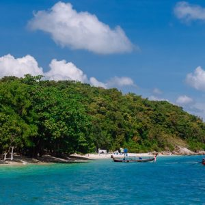 Bon Island Tour by Longtail Boat from Phuket