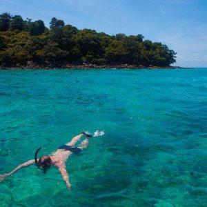 Koh phi phi islands tour thailand