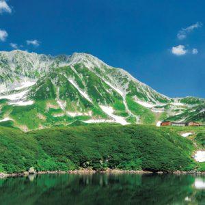 Mount Tate japan