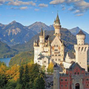 linderhof royal castle