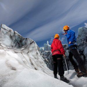 glacier wonder hike