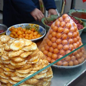 street food of xi'an
