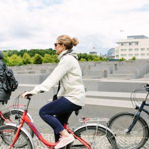 bike tour to berlin wall locations