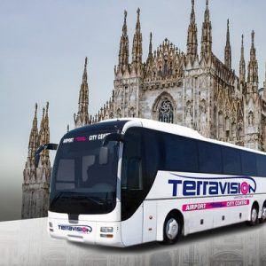 terravision shuttle bus transfers