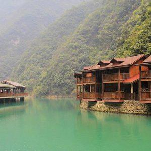 shenlong gorge scenic area