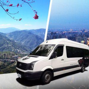 full-size van in taichung taiwan