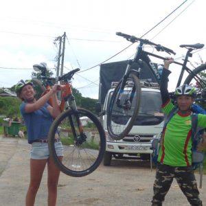 trekking and cycling tour da lat