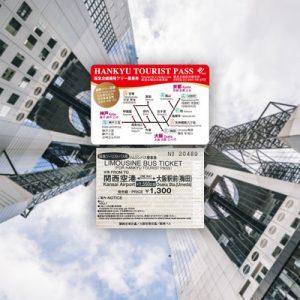 1 day hankyu tourist pass
