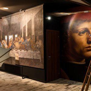 inside the leonardo da vinci experience museum