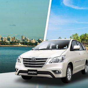 sedan charter from mumbai to goa