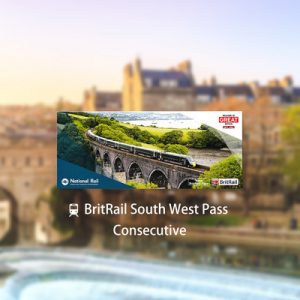 BritRail South West Pass (Consecutive)