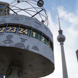 buildings near exterior of berlin tv tower
