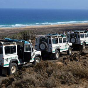 4x4 jeep safari touring fuerteventura