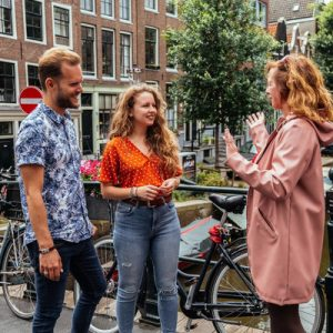 private kickstart tour with a local amsterdam