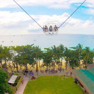 boracay bungee ride