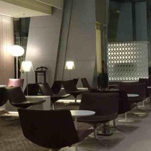 Hamad International Airport Al Maha Transit Lounge