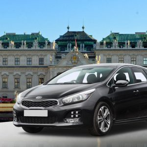private airport transfers vienna