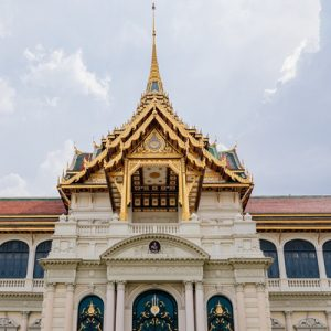 Grand Palace front view