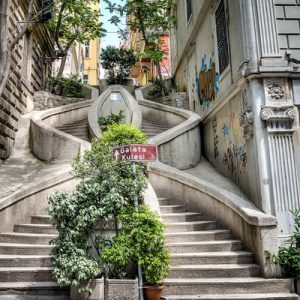 karakoy tourism, karakoy walking tour, galata walking tour, karakoy things to do, karakoy area, karakoy istanbul, camondo steps