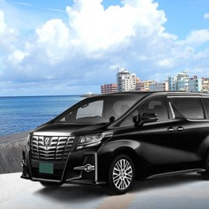 hiace for private car charter