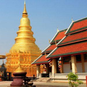 lamphun hariphunchai tour thailand