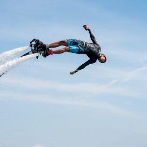 flyboarding experience marina putrajaya