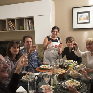 Authentic Tuscan Home Dining Experience