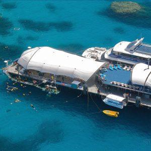 norman reef pontoon