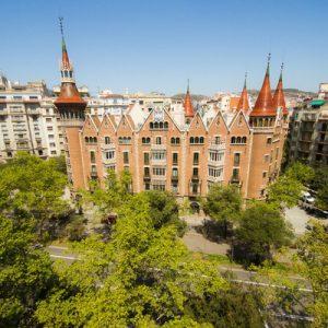 Casa de les Punxes Ticket in Barcelona