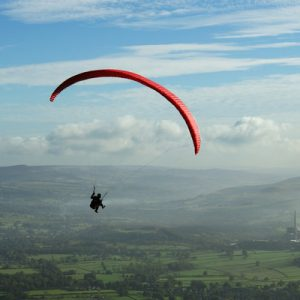 solang valley paragliding