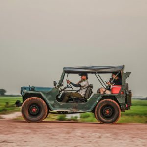 4x4 jeep in siem reap