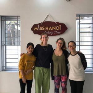Miss Hanoi class