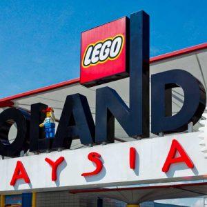 LEGOLAND® Malaysia sign