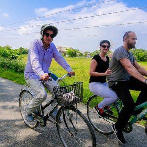 Thuy Bieu Eco Village bike tour