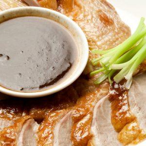 Beijing Quanjude Roast Duck in Tian'anmen