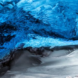 Crystal Ice Cave Tour
