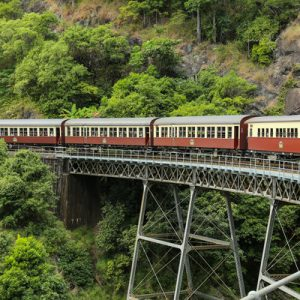 2 Day Outer Barrier Reef and Kuranda Rainforest Experience
