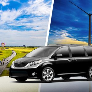 Private Multi-City Car Charter for Taiwan